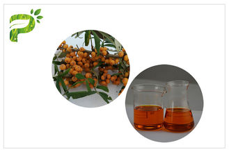China Anti Oxidation Sea Buckthorn Oil Skin Care Improving Blood Circulation supplier