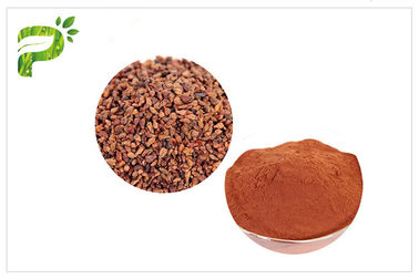 China Vitis Vinifera L Grapeseed Extract Anti Oxidation Polyphenols Dark Red Powder supplier