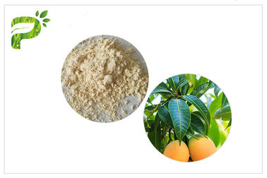 Skin Mangiferin Mango Leaves Powder Anti Oxidative Stress Cosmetic Ingredient For Treating Acne