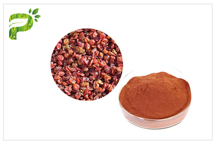 Skin Whitening Grape Skin Extract Powder Anti Oxidation Resveratrol 5%