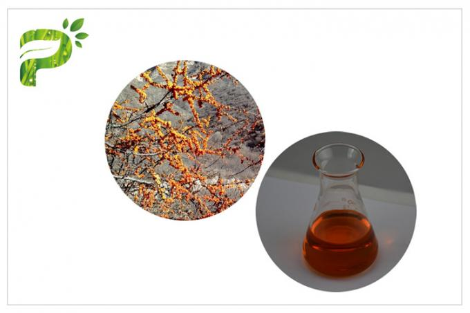 Anti Oxidation Sea Buckthorn Oil Skin Care Improving Blood Circulation