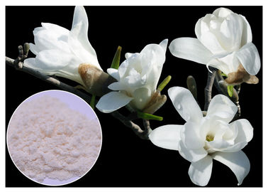 China 50% - 95% Magnolol Magnolia Bark Supplement , Magnolia Officinalis Bark Extract HPLC Test factory