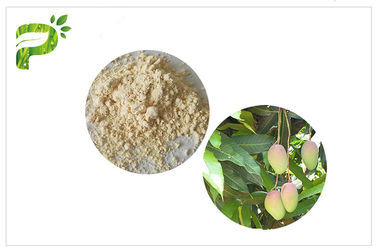 China Mangiferin Natural Anti Inflammatory Supplements , Mango Leaf Extract CAS 4773 96 0 distributor