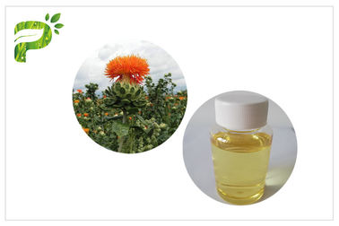China Safflower Seed Oil Natural Plant Extract Oil Food Grade For Dietary Supplement distributor